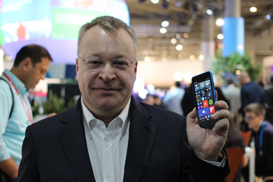 Stephen Elop, ecco perché Nokia non ha sostituito Symbian con Android