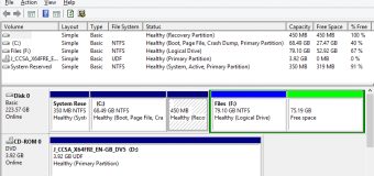 Come partizionare il disco rigido in Windows 10