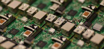 Come funziona una porta logica in un microchip