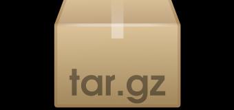 Come estrarre i file .tar.gz con il sottosistema Windows per Linux