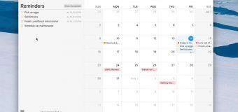 Quattro tra le migliori app Calendario per Mac