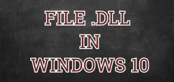 Come registrare o registrare nuovamente i file DLL su Windows 10